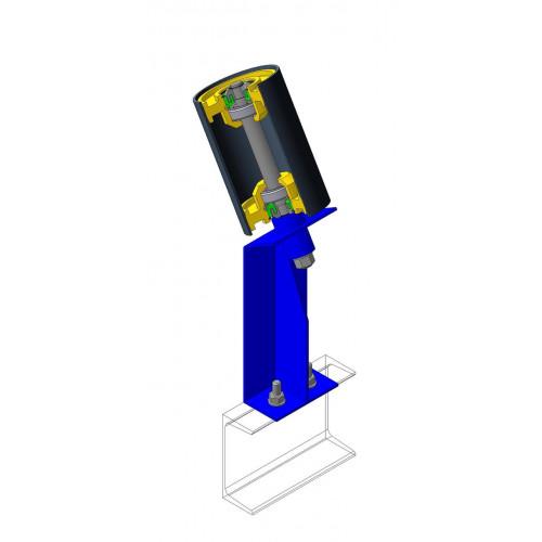 Ролик конвейерный дефлекторный ролики транспортерные