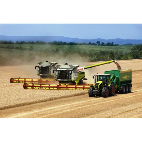 Ремонт гидроцилиндров на зерноуборочные комбайны и трактора CLAAS John Deere New Holland MEDION LEXION