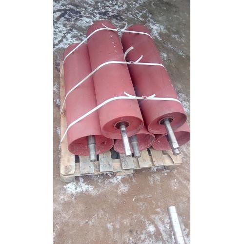 Ролики конвейерные 76х250 роликоопоры
