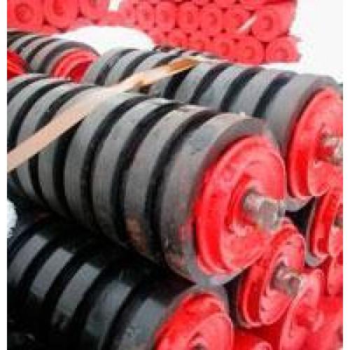 Ролики конвейерные 76х310 роликоопоры барабаны