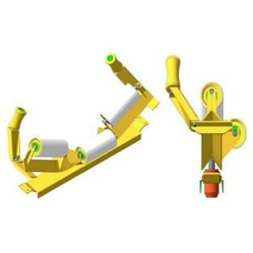 Центрирующая роликоопора на лету 600 до 1600 мм