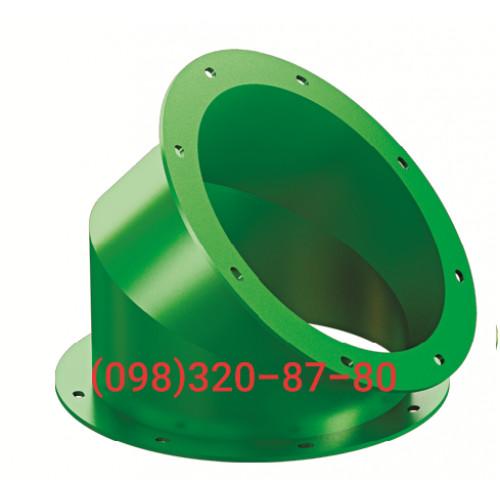 Сектор для зерна диаметр 300 27 градусов зернопровод 300