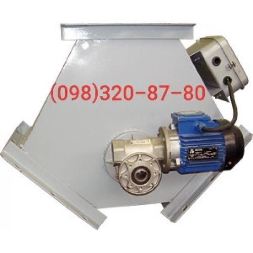 Клапан перекидной односторонний КДЭ- 300х300 электрический