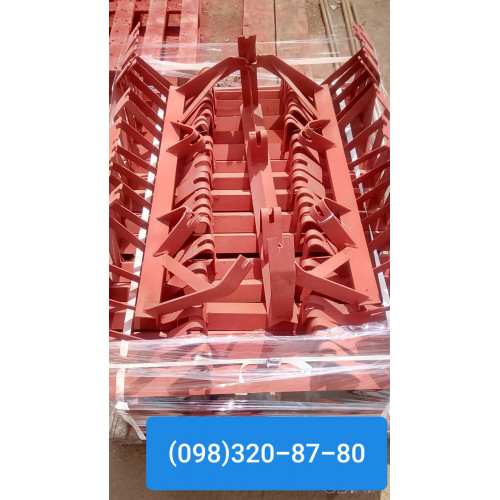 Роликоопора ленточного конвейера