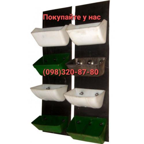 Ковш норийный 260 УКЗ-100полимерный 36 л