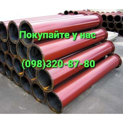 Трубы самотечные зернопроводыL2000мм