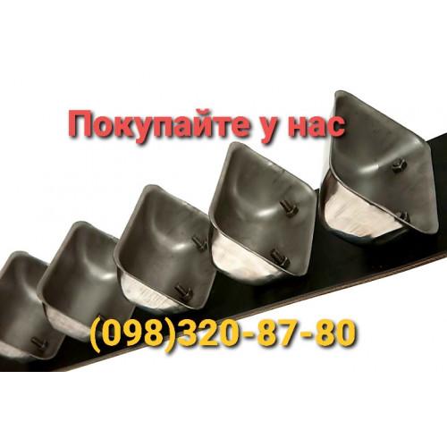 Ковш норийный 250 ммковш норийный сварной металлической