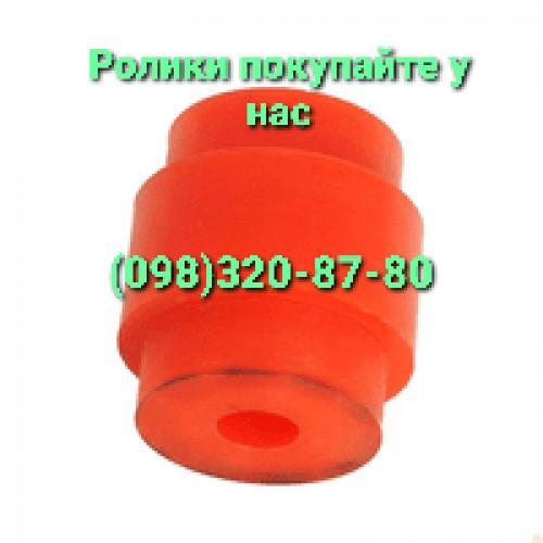 Поддерживающий ролик для цепного скребкового транспортера